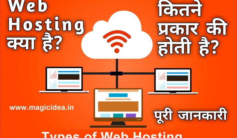 web hosting kya hai hindi mein